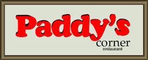 Paddy's Corner logo