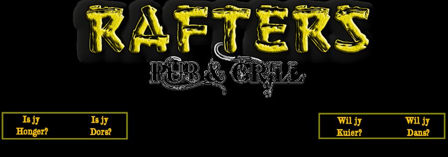 Rafters Pub logo