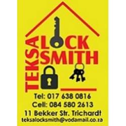 Teksa Locksmith logo