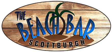 Beach bar logo