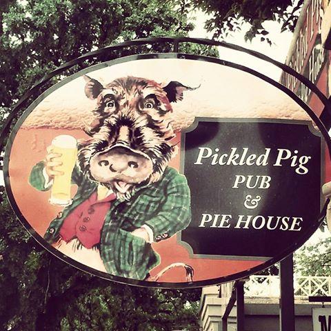 Pickled Pig Pub