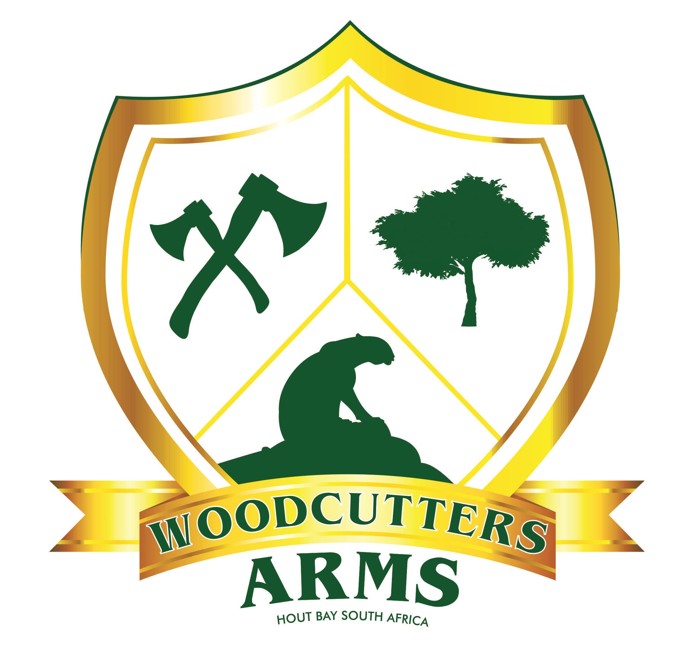 Woodcutters Arms Logo