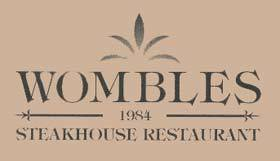 Wombles Steakhouse Logo