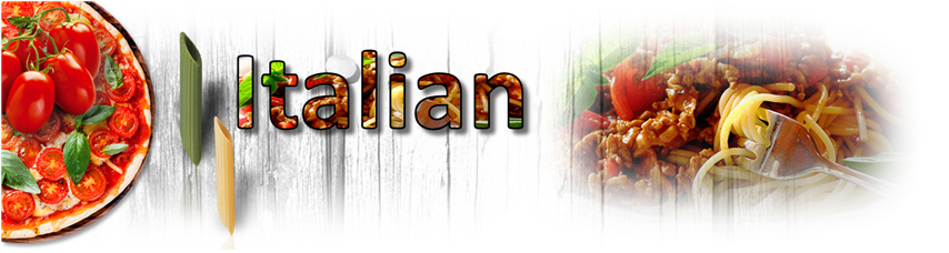 Exclusave Italian Banner