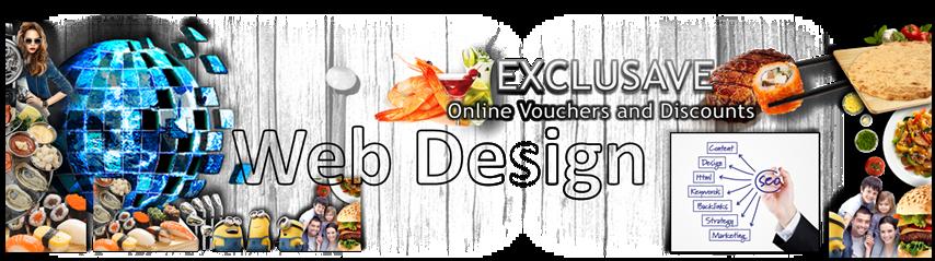 Exclusave Web Design Banner