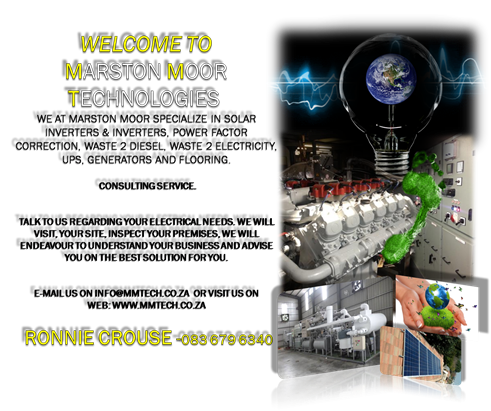 Marston Moore Technologies