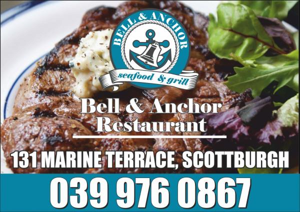 Bell & Anchor Banner