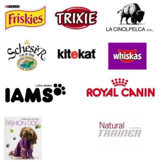 FRISKIES - TRIXIE - LA CINOPELICA - SCHESIR - KITEKAY - WISKAS - ROYAL CANIN - FASHON DOG