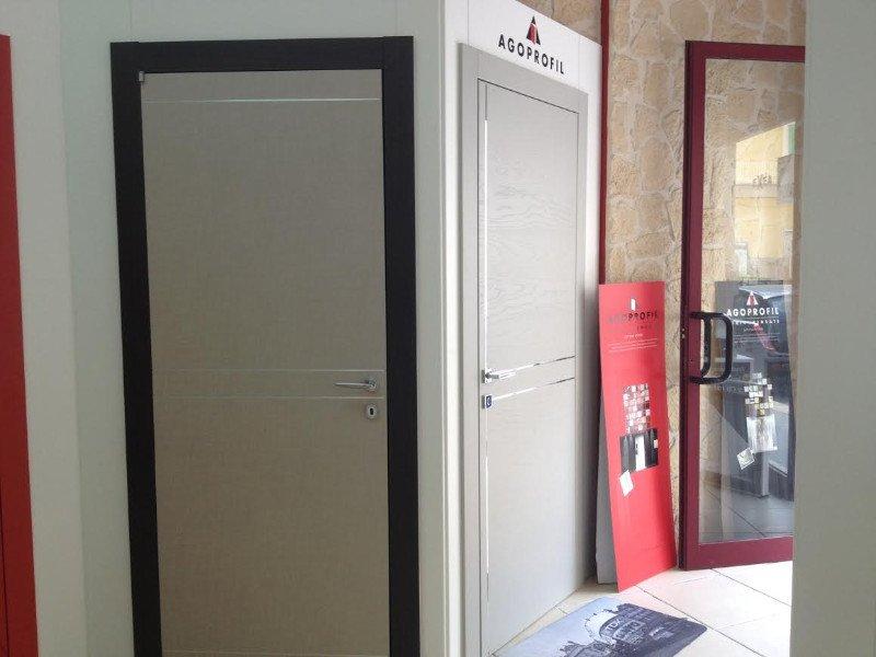 progettazione, realizzazione e installazione di porte su misura