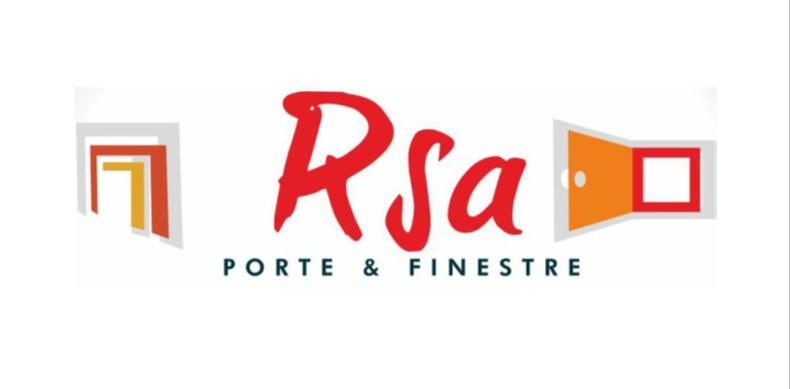 RSA PORTE E FINESTRE - LOGO