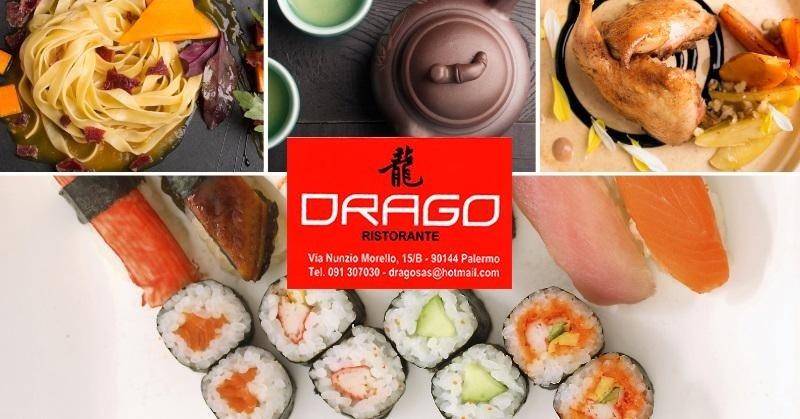 promozione ristorante Drago