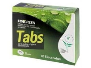 Electrolux detergenti ecolabel Tabs