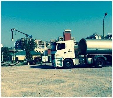trasporti di prodotti petroliferi e non
