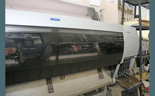 macchinario stampe digitali