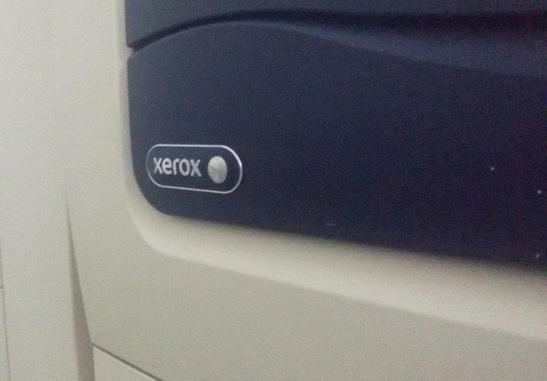 Attrezzatura Xerox