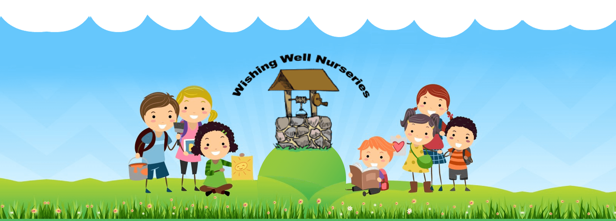 Wishing Well Nurseries logo