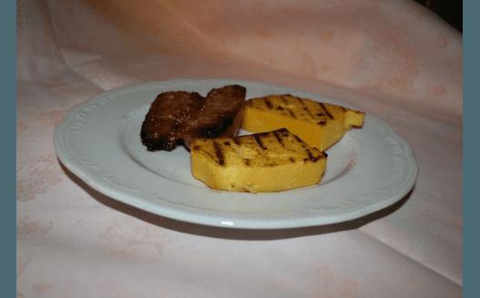 salsiccia e polenta