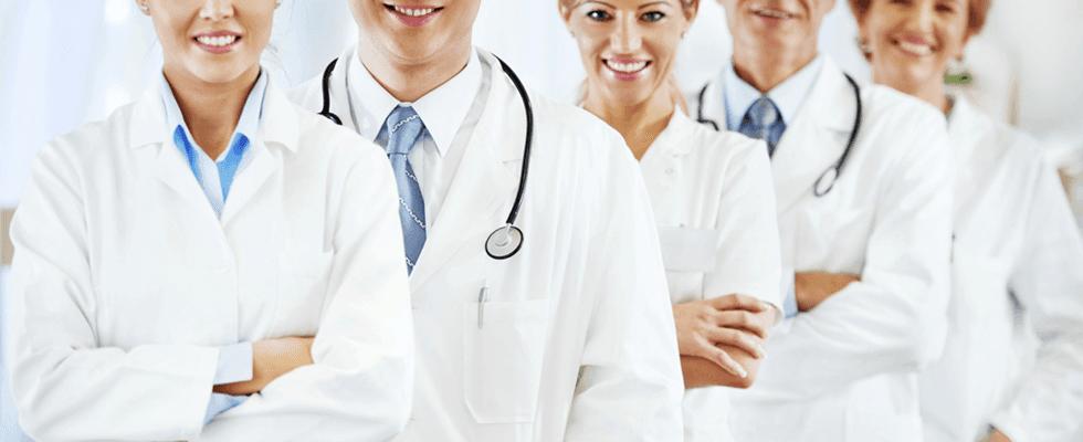 abbigliamento medici