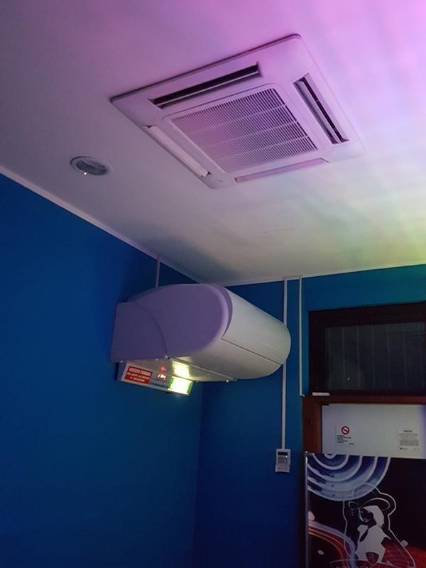 climatizzatori a soffitto