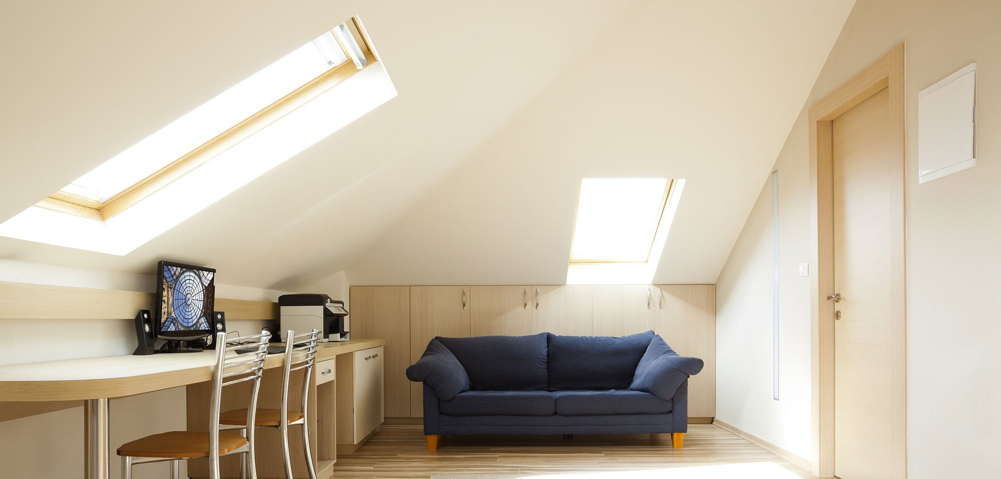 loft converted space