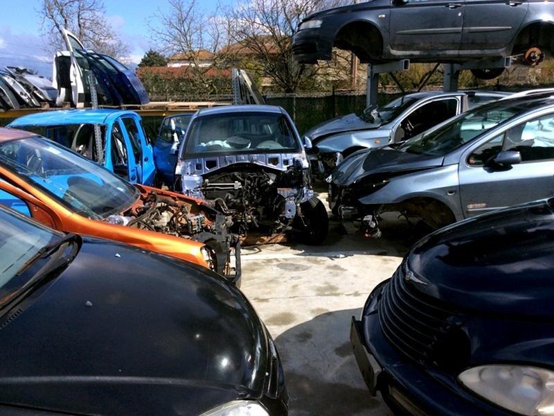 recupero auto in rottamazione