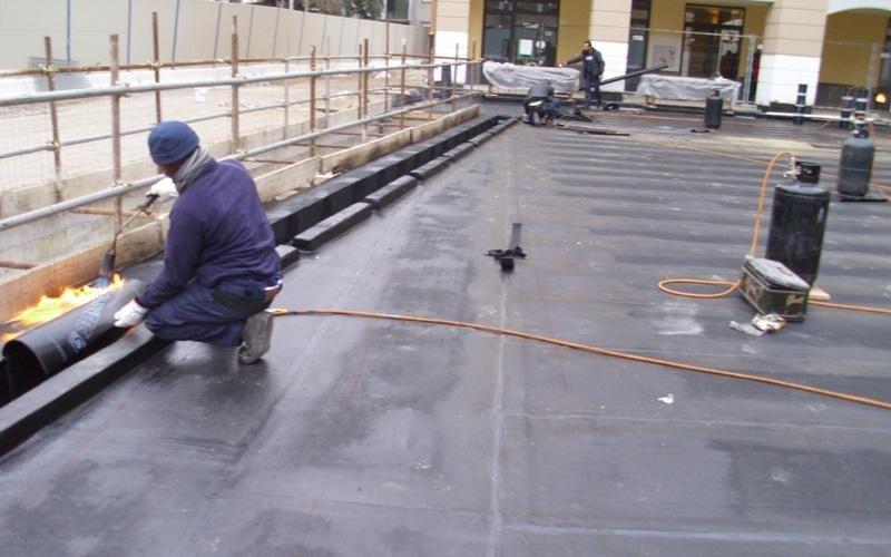 lavorazione terrazzi
