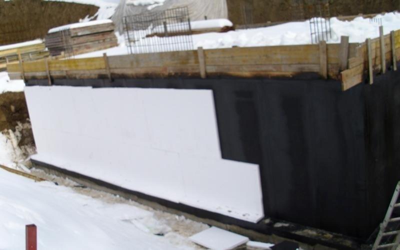 lavorazione muri controterra
