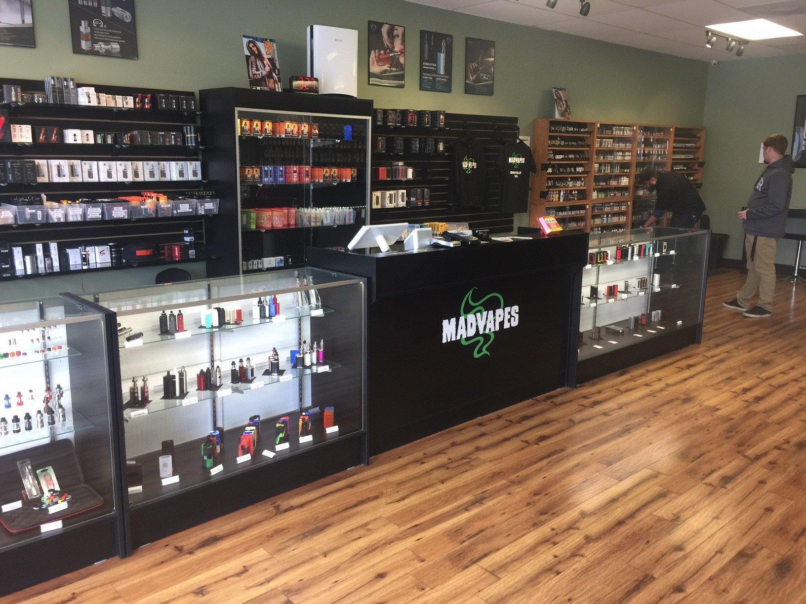 Madvapes Danville | Our Locations | Vape Shop Serving Danville, VA