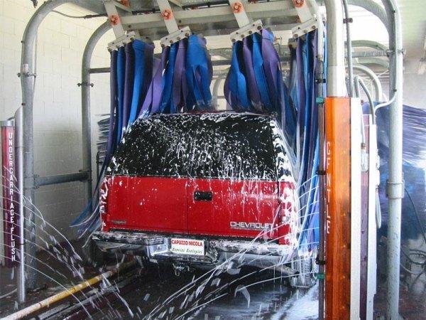 pulizia autolavaggi
