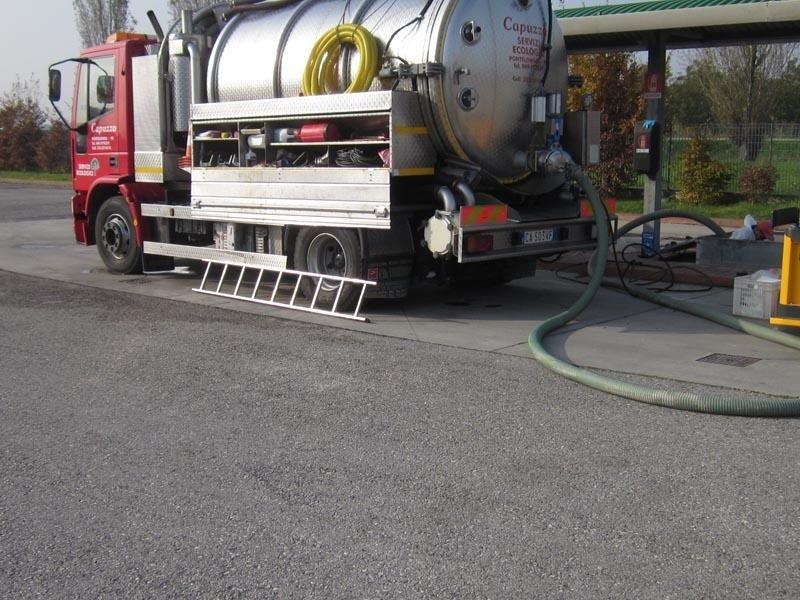 bonifiche cisterne gasolio siti confinati