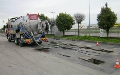 manutenzione reti fognarie