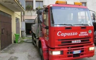 servizi ecologici Capuzzo Pontelungo