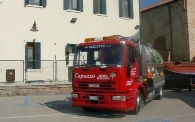 camion per servizi ecologici