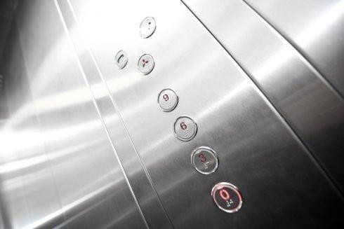 ascensore galleria commerciale