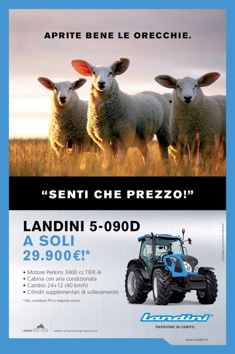 Offerta Landini Ivone
