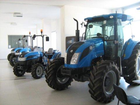 Noleggio mezzi agricoli