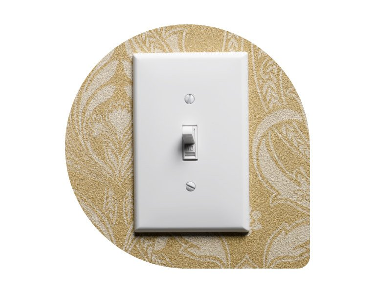 smart safe electrical light switches