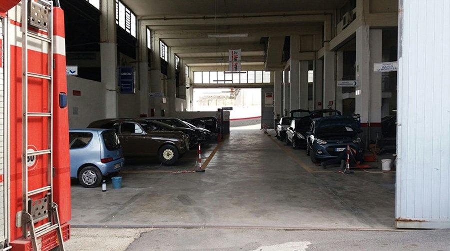autocarrozzeria, Servizio auto Palermo
