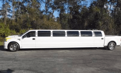 pickup truck limo pittsburgh