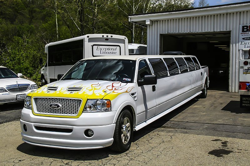 stretch limo pittsburgh