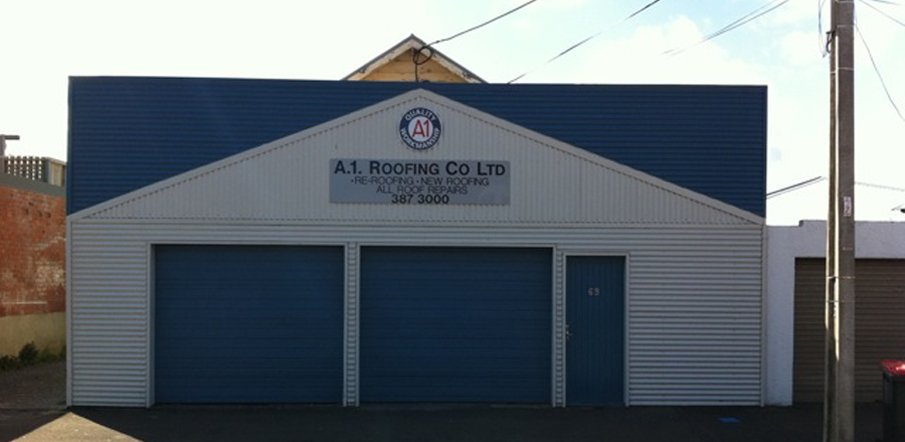 Roofing services in Wellington