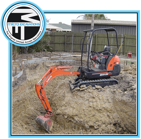 orange and balack excavator