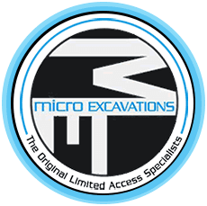 microexcavations logo