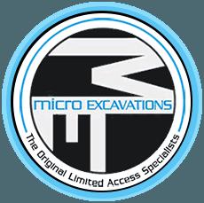 microexcavations logo