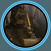 microexcavation