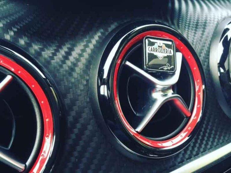 personalizzazione auto interni