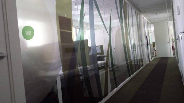 corridoio ufficio