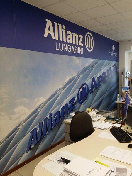 insegna Allianz