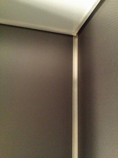 angolo di un muro