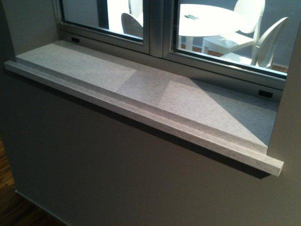 marmo finestra
